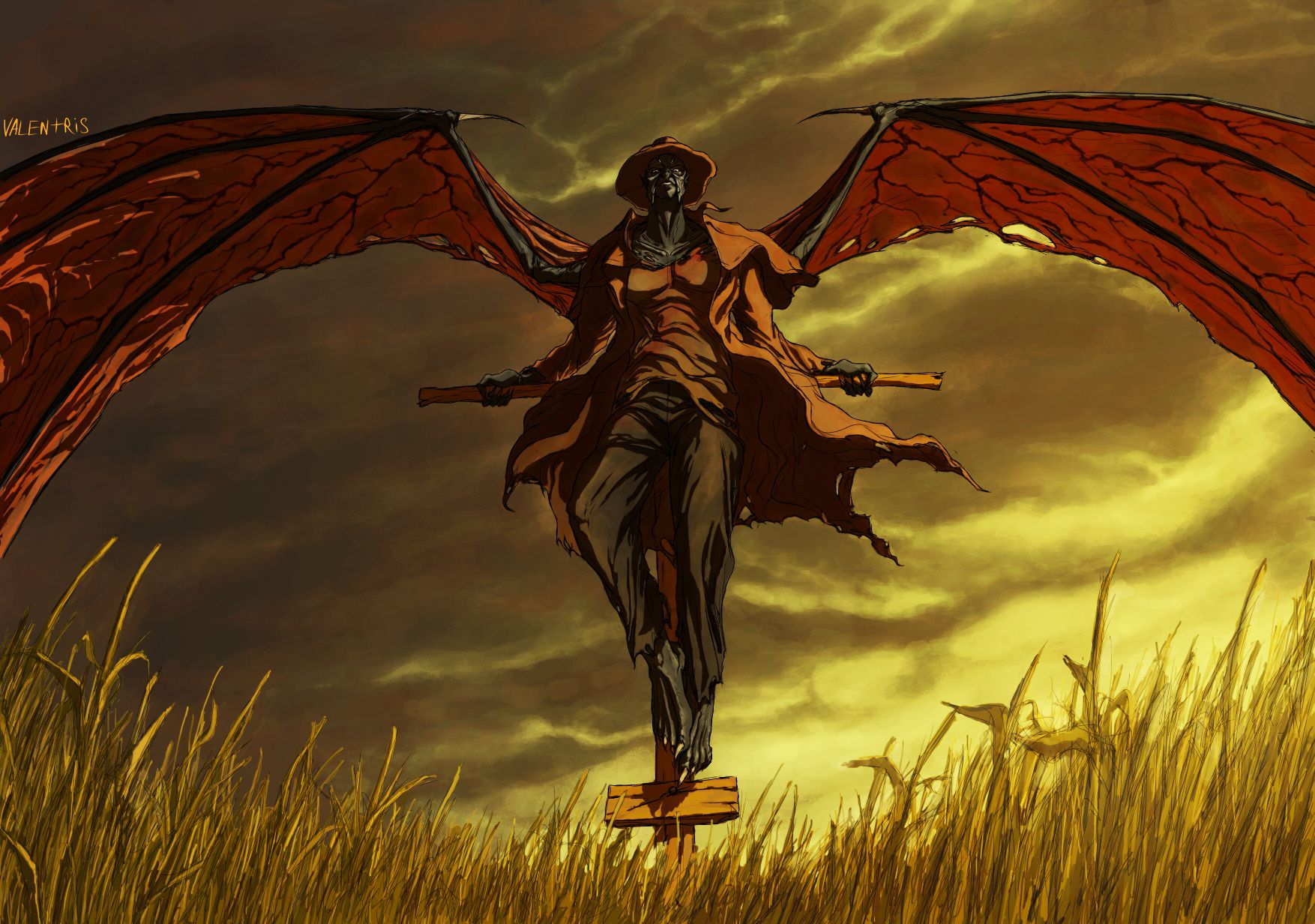 Jeepers Creepers Poisk V Google Jeepers Creepers Horror Movie Art Jeepers