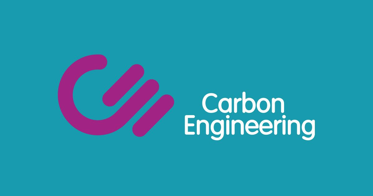 Carbon Engineering Pioneering Direct Air Capture Of Co2 Engineering Climate Change Solutions Energy Technology