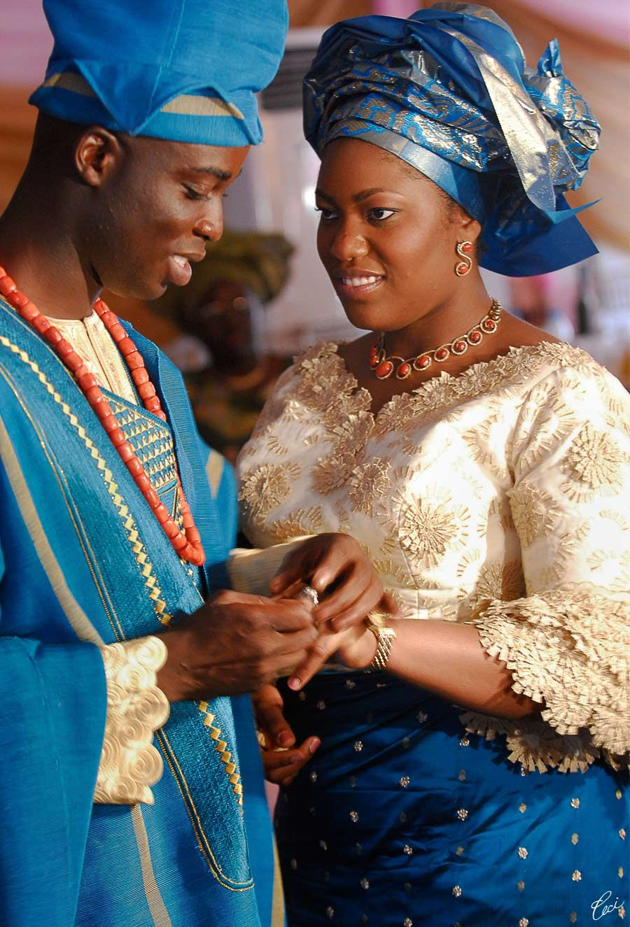Yoruba traditional wedding decorations november 2018 CeciStyle V Azie and Waleus African wedding in Lagos Nigeria
