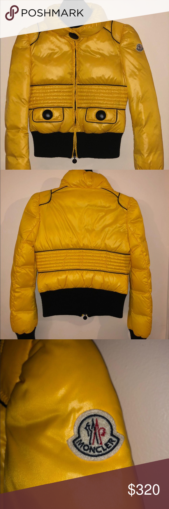 a304ef099ba9 Excellent Condition Women s Moncler Jacket This is a beautiful ...