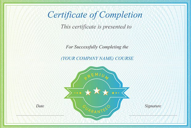 Award Certificate Template - 25+ Word, PDF, PSD Format Download - award certificate format