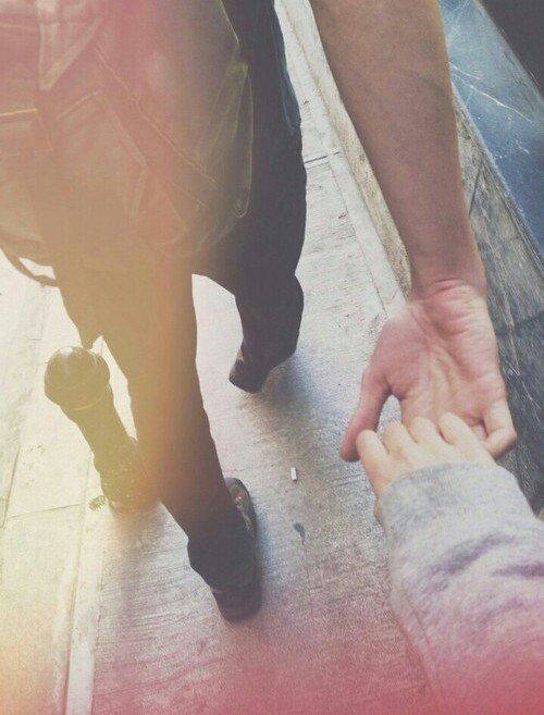 You And Me Holding Hands