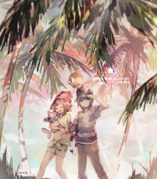 •|Pokémon Wallpaper|•