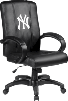 new york yankees mlb home office chair man cave kingdom mlb chaises de bureau