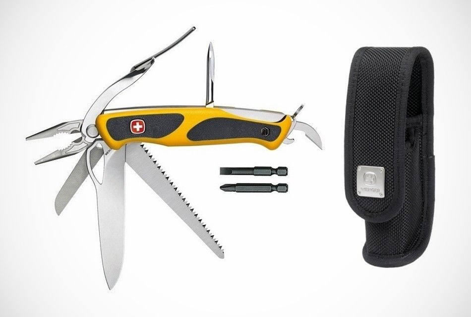 Wenger Rangergrip 90 Swiss Army Knife Swiss Army Knife
