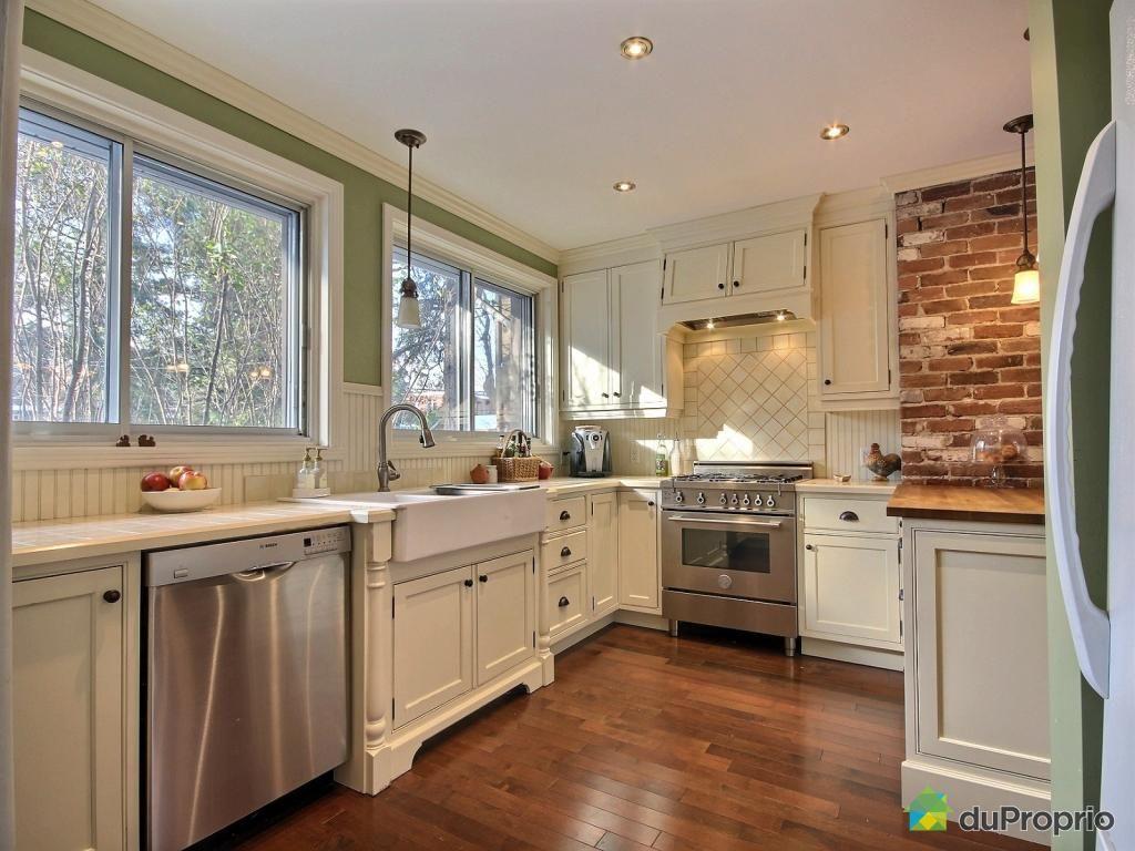 Maison à vendre Montréal, 10720, avenue de l'Esplanade, immobilier Québec | DuProprio | 564968