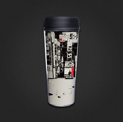 20 Akihabara Tumbler by Nihohe, cup, kitchen