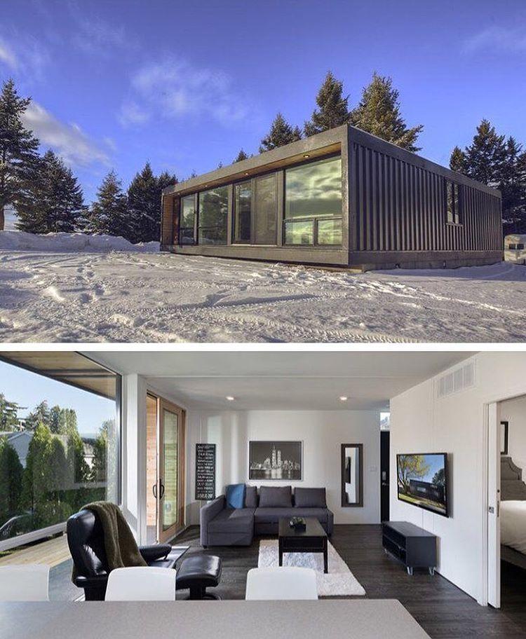 Prefab And Modular Homes By Edmonton Canada Based Honomobo