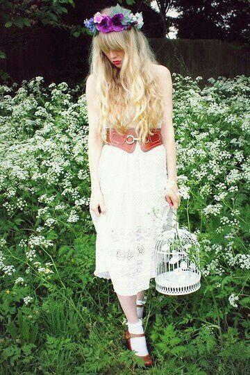 Farmers girl/enchanted