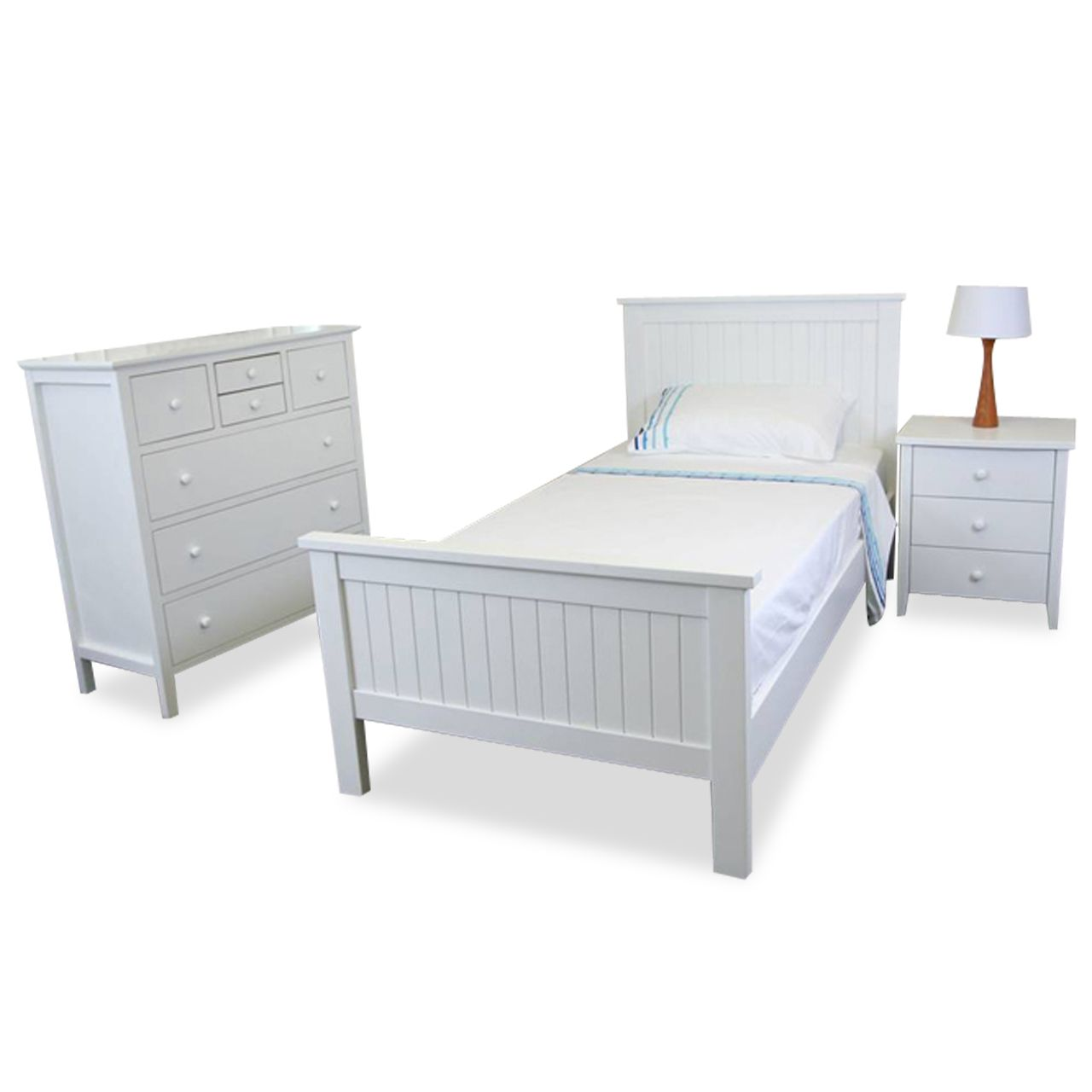 White Single Bedroom Suite - The Best White 2018