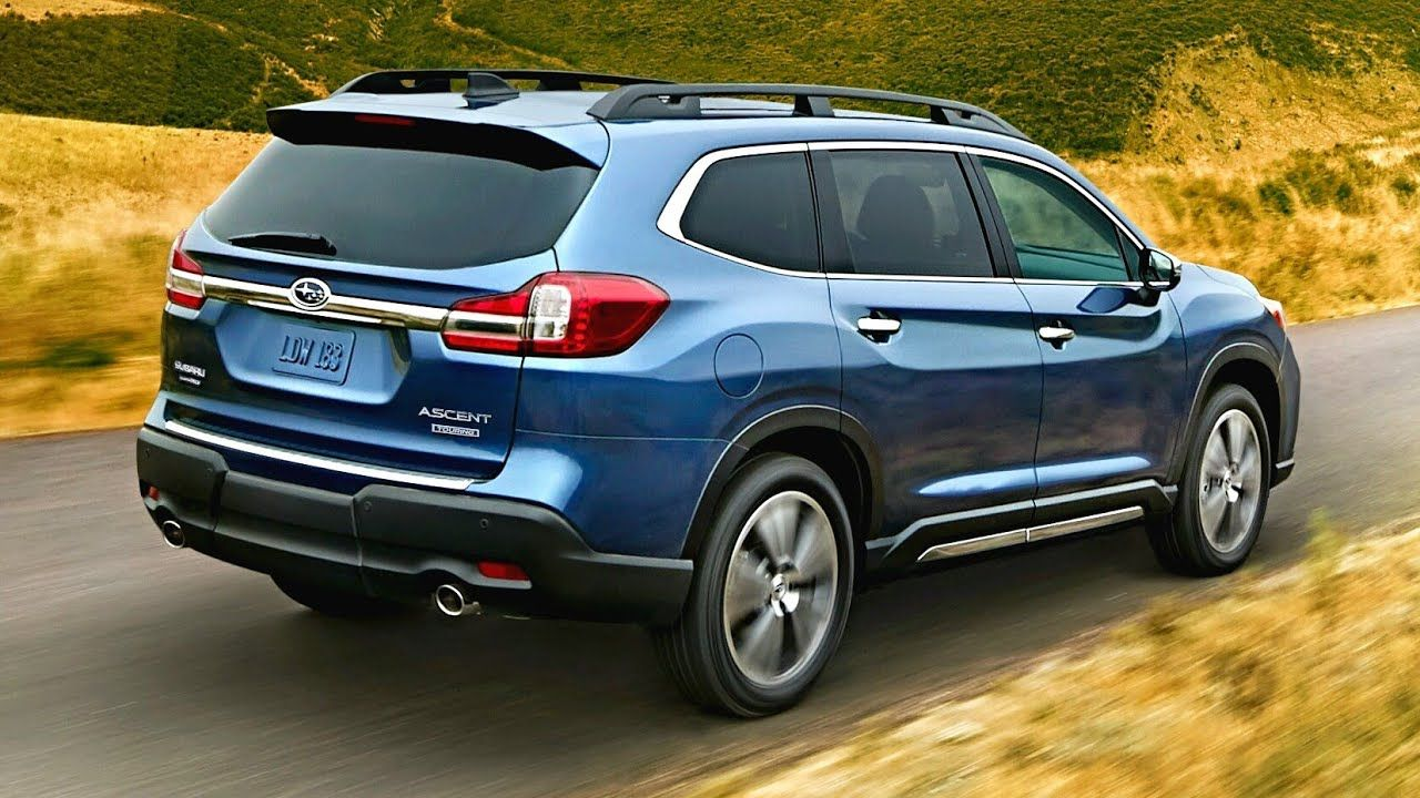 8 Seater Suv >> 2019 Subaru Ascent Review 8 Seater Suv Everything You