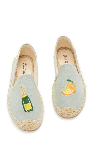 b37ace249c5 Soludos Women s Mimosa Embroidered Smoking Slipper Espadrilles ...