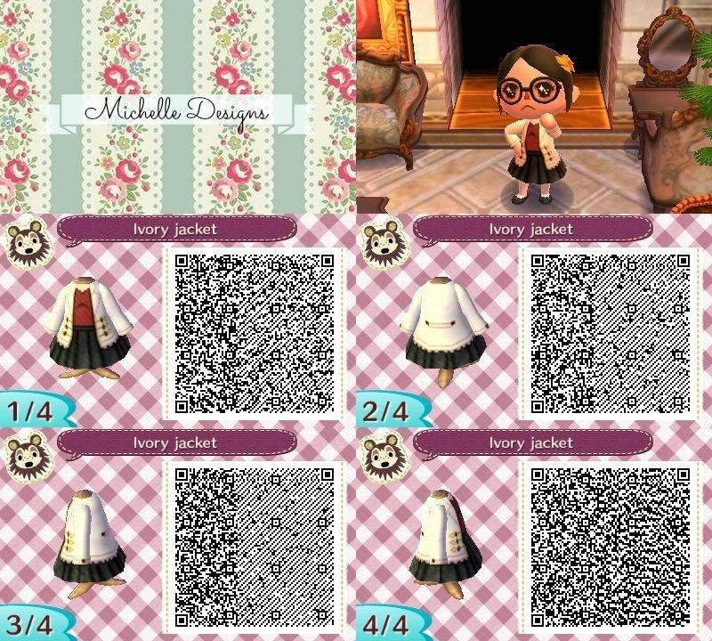 Personal Design Feel Free To Use Animal Crossing Animal Crossing Qr Qr Codes Animal Crossing