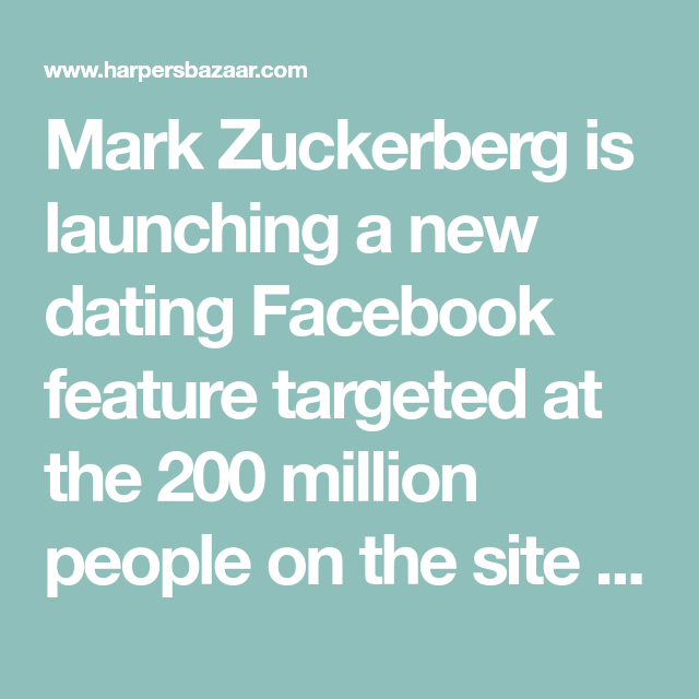 Target audience online dating