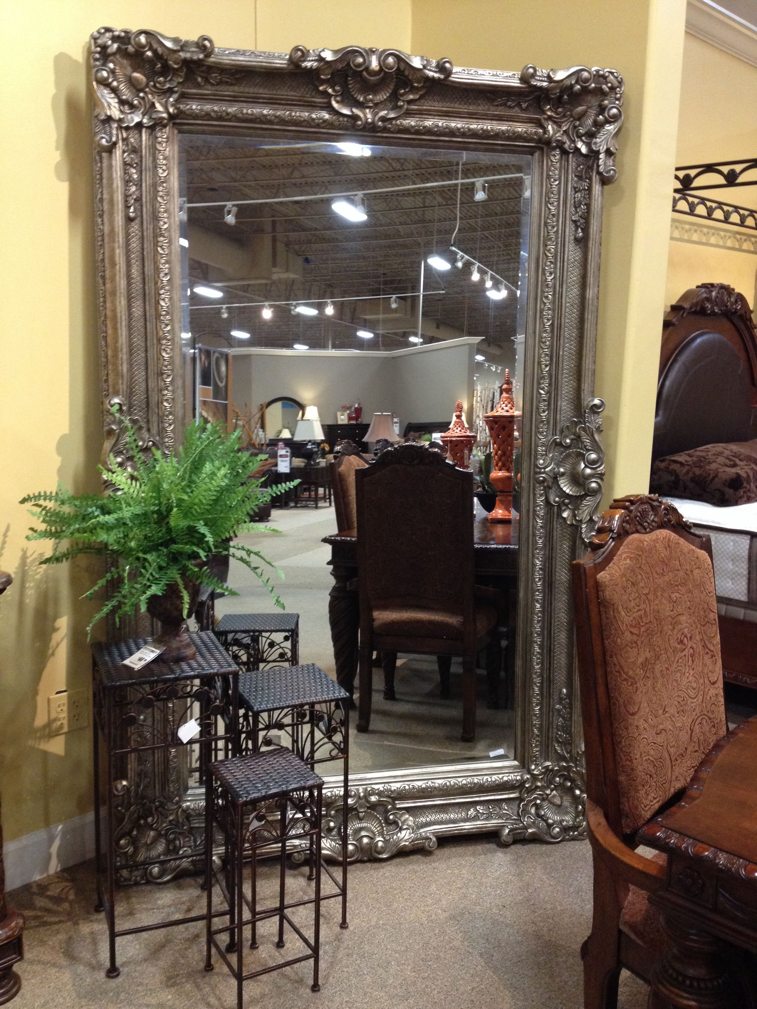 Huge Mirror Beautiful Huge Mirror From Ashley S Furniture For The Home