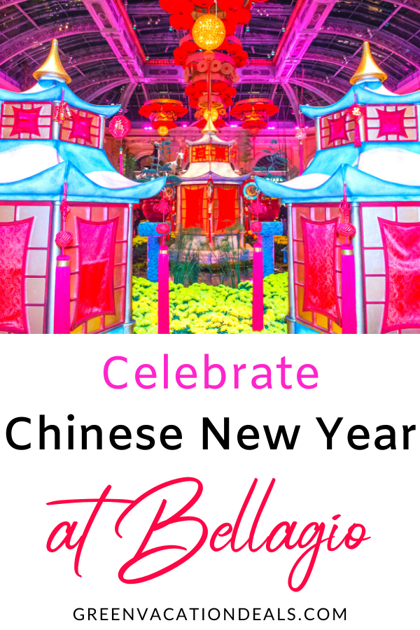 Celebrate Chinese New Year At Bellagio Vacation deals