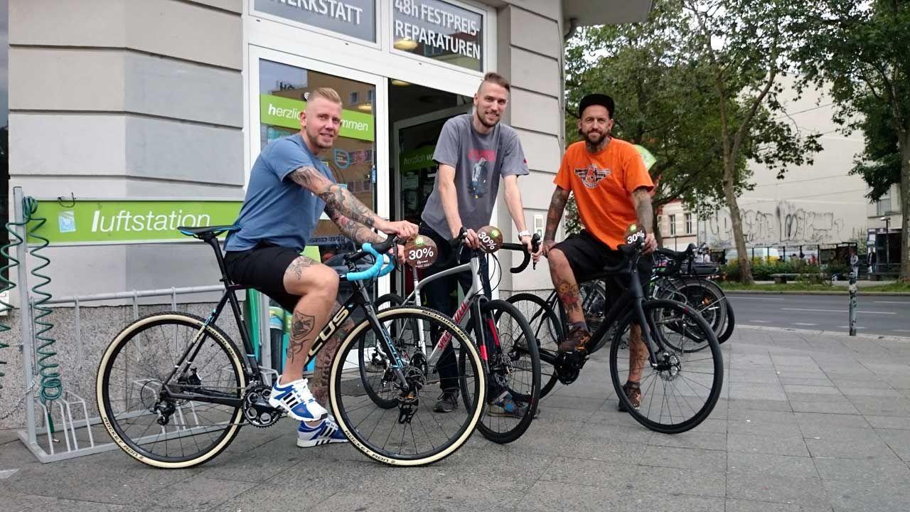 Radwelt Berlin Alles Furs Fahrrad Beim Fahrrad Berlin