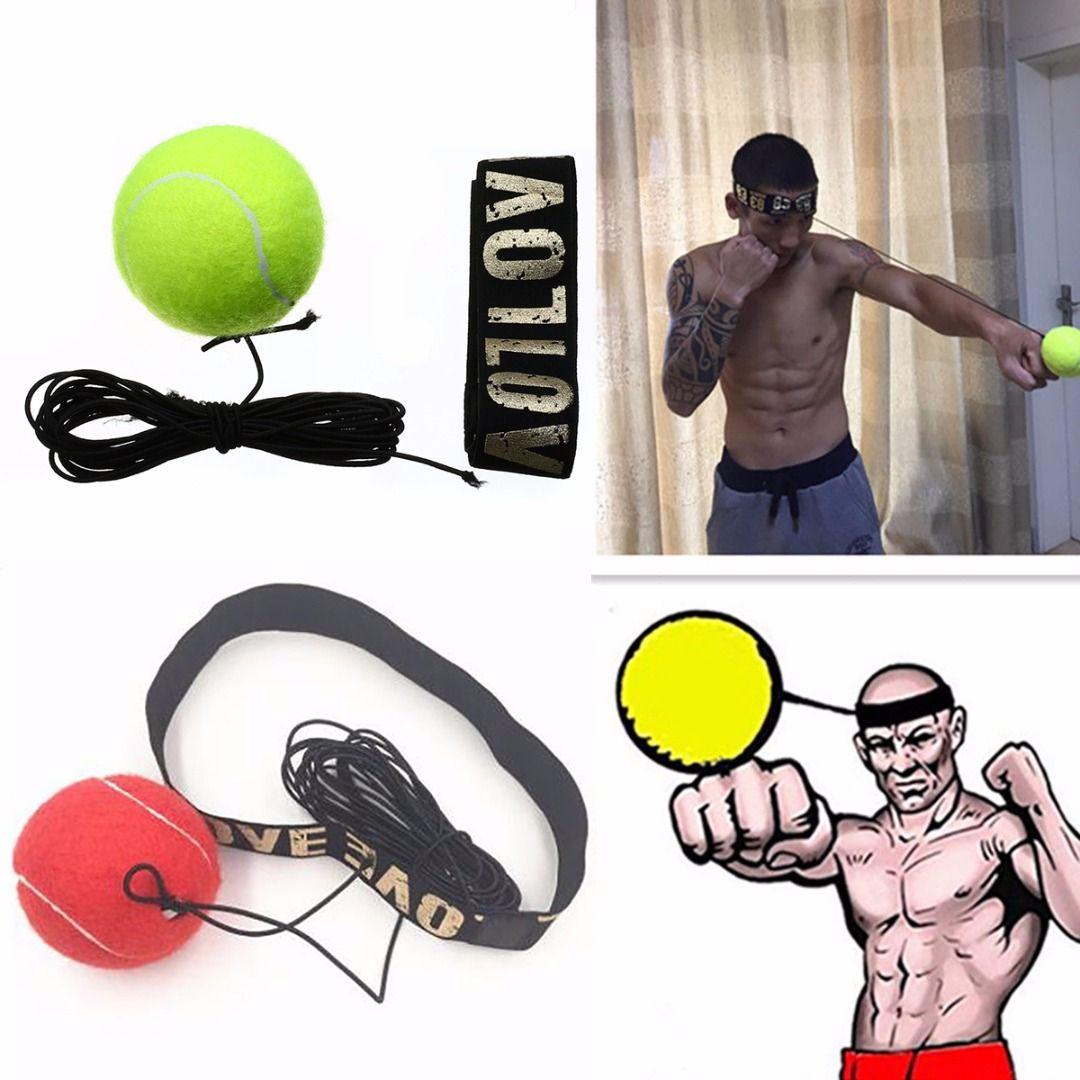 Mayitr Nouvelle Lutte Boxeo Balle Equipement De Boxe Avec Tete