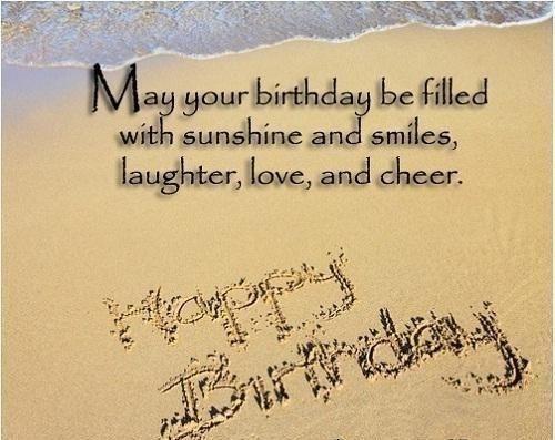 Birthday Card Sayings Beach : Beach happy birthday images google search