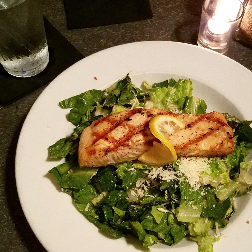 Another Delicious Low Carb Dinner At Zax Restaurant In