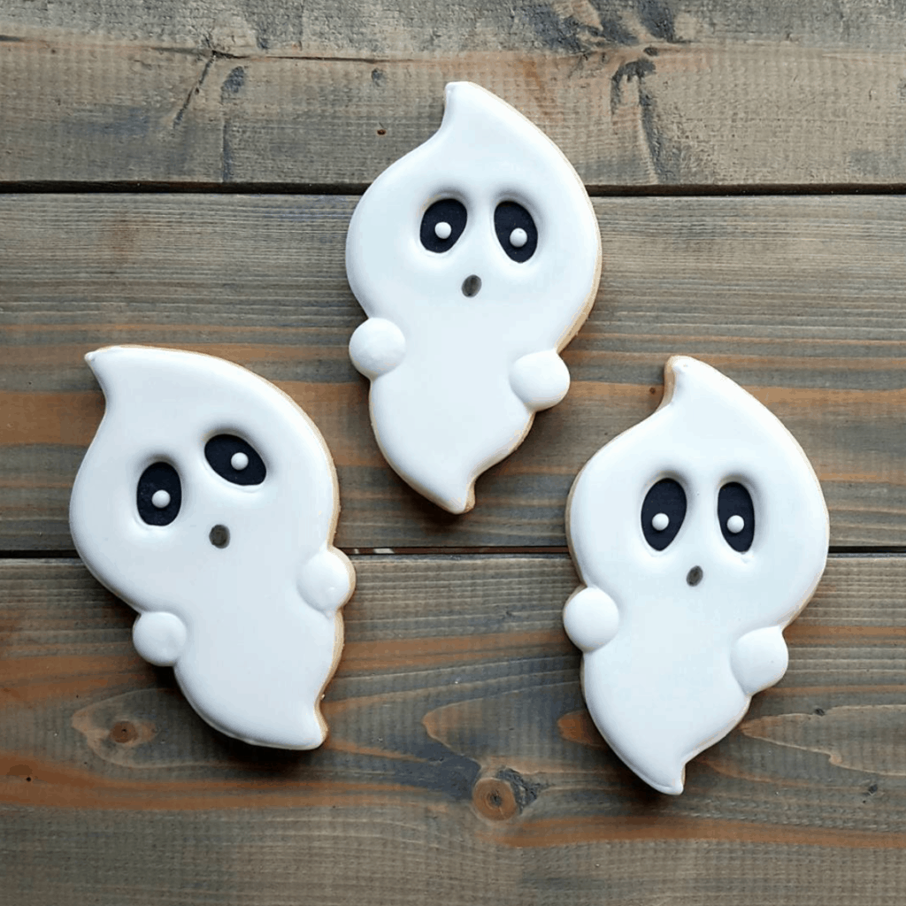 Spooky Fun Halloween Cookies #halloweensugarcookies