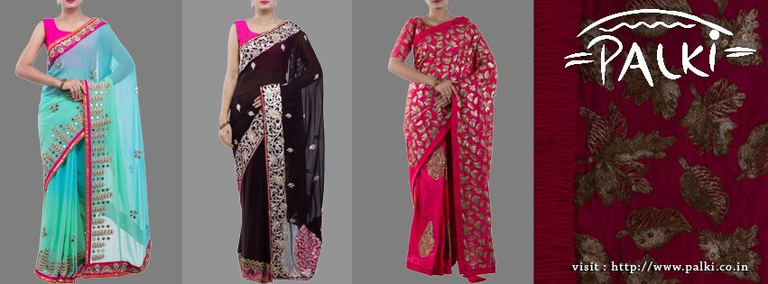 Nothing makes a woman look more beautiful like a Sari does. Check out our range of heavy saris. https://goo.gl/A5rrH2