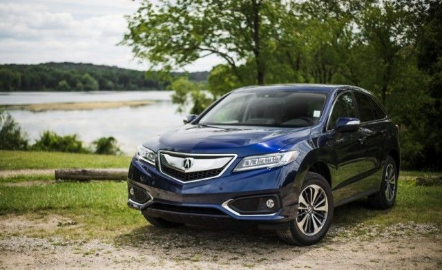 2016 Acura Rdx Review Accessories Price Specs With Images Acura Rdx Suv Models Acura