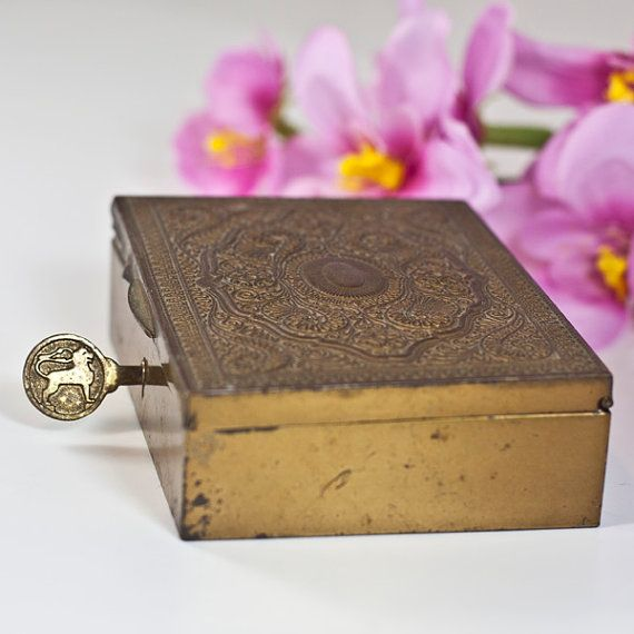 Jewelry Box With Lock And Key Home Ideas