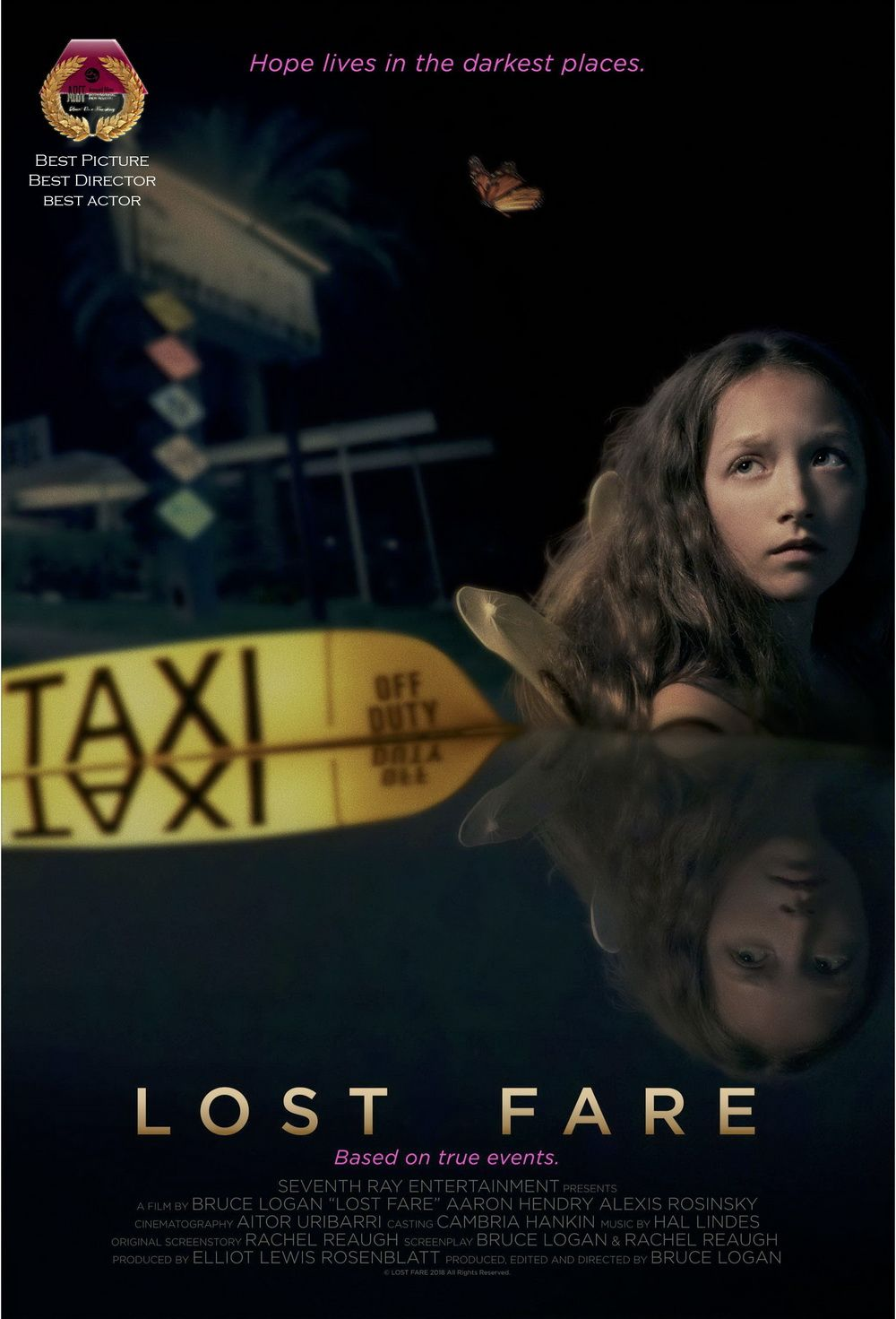 Lost Fare (2018) LOST FARE. Based on true events and characters. An 11 year  old disabled girl, routinely pimped out by her prostitute mother, ...