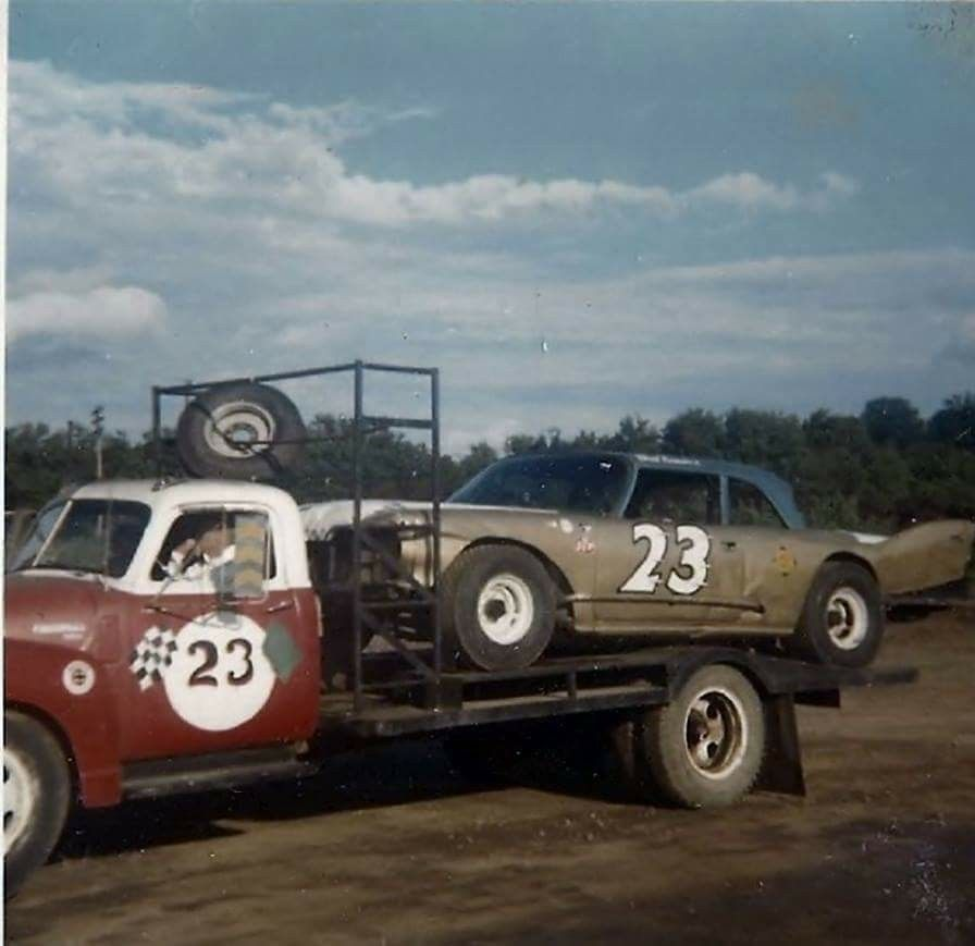 Bud Knaebel Peoria Speedway Todd Healy photos Vintage