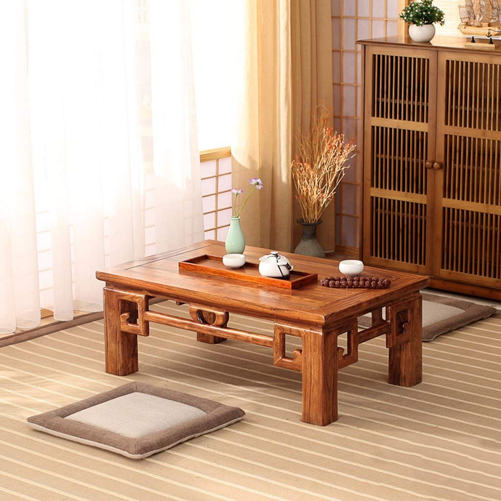 Coffee Tables Nordic Living Room Tea Table Bedroom Zen Japanese Small Table Balcony Bay Window Table Ho Coffee Table Solid Wood Dining Table Nordic Living Room [ 1024 x 1024 Pixel ]