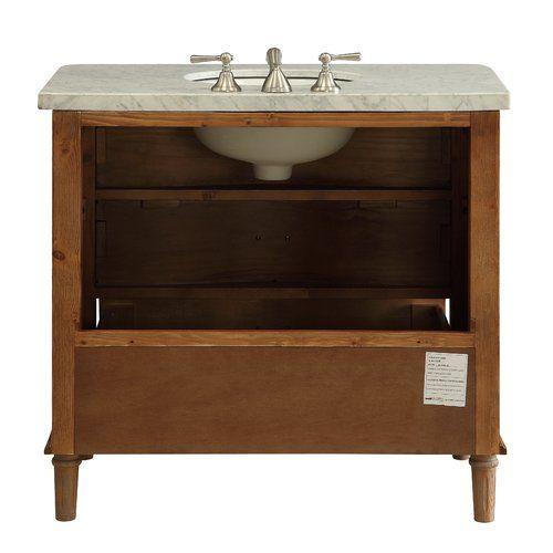 Loon Peak Reg Vanna 36 Quot Bathroom Vanity Set Bathroom