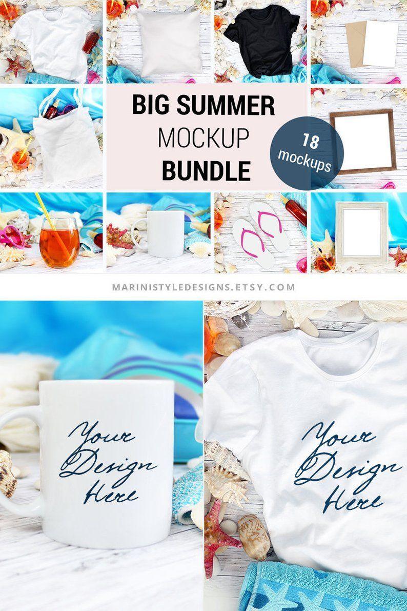 Download Summer Beach Mockup Bundle Beach Mug Mockup Summer T Shirt Mockup Tote Bag Mock Up Wood Sign Mockup Psd Smart Object Sv Shirt Mockup Summer Tshirts Sign Mockup