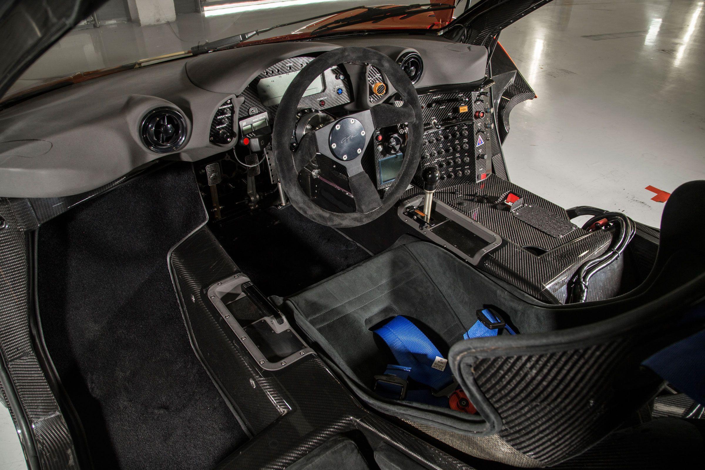 Image Result For Mclaren F1 Interior #mclarenf1interior