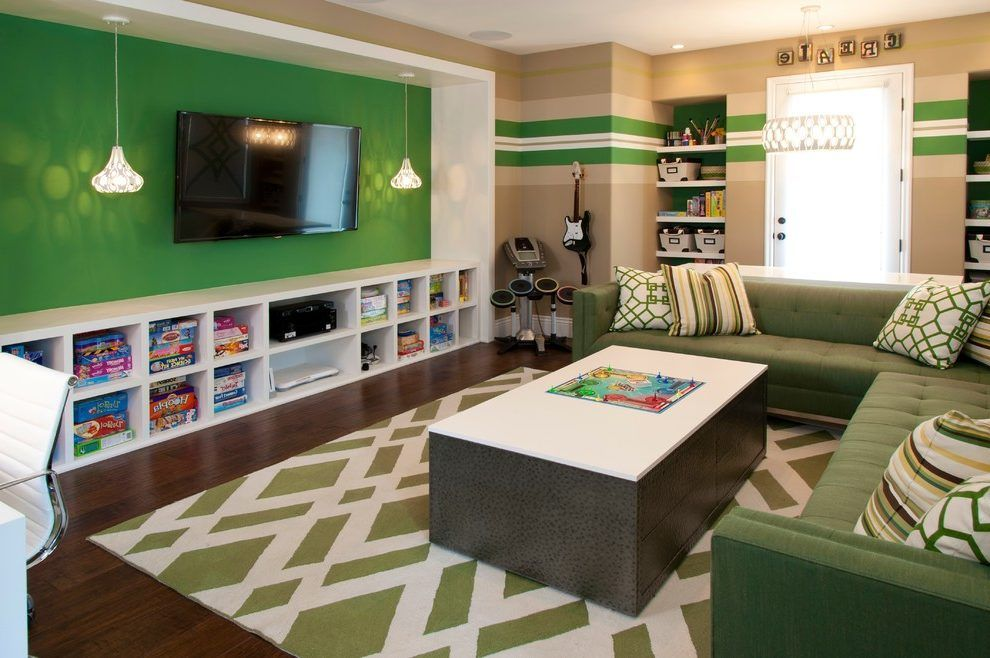 7 Cool Video Games Themed Room For Kids Kidsomania