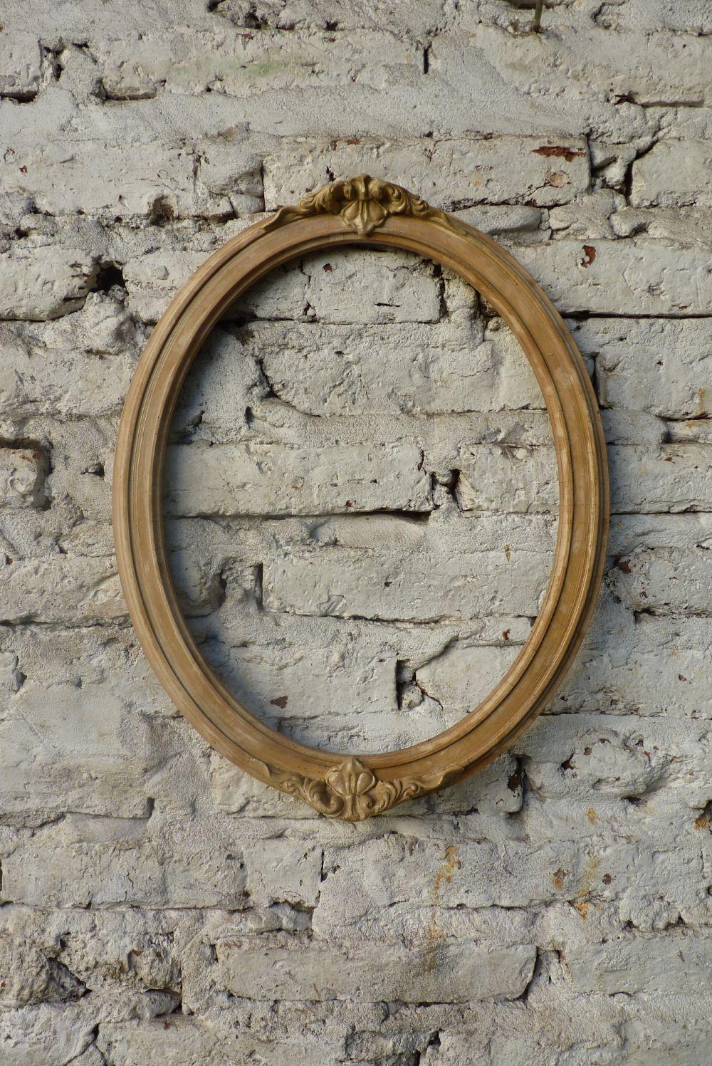 marco ovalado | Marcos Artesanales | Pinterest