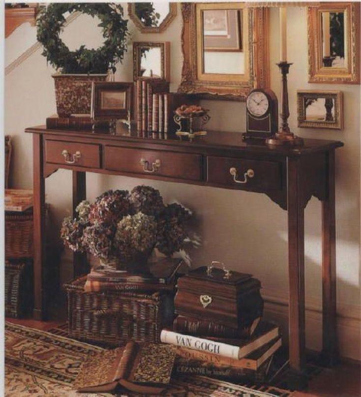 46 Inspirierende Ideen für traditionelle Wohnkultur, um Ihr Wohnzimmer zu verschönern #traditionellesdekor