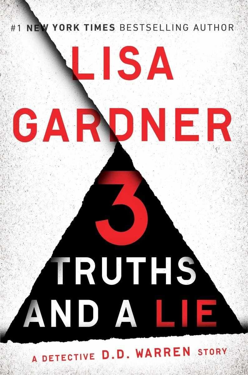 The Book Diva's Reads: 2016 Book #7: THREE TRUTHS AND A LIE by