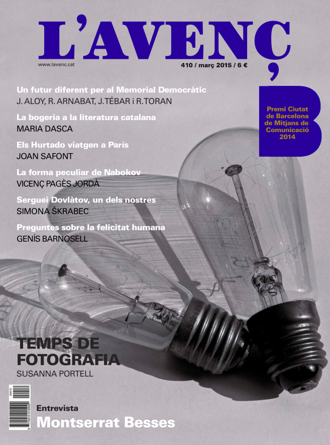 L U0026 39 Aven U00c7 N U00ba410  Entrevista A La Periodista Montserrat