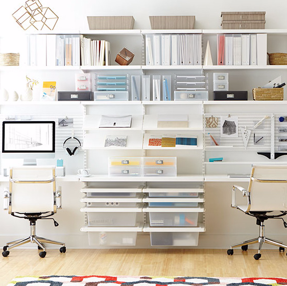 Home Office Organizing Container Set Home Office Storage Home Office Organization Office Wall Organization