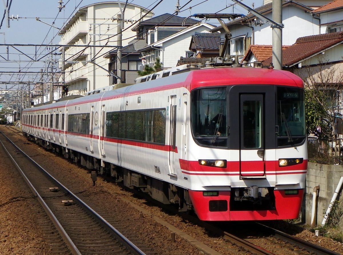 1700系名鉄   鉄道 写真, 鉄道, 名鉄