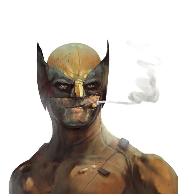 Wolverine-Oscar Römer
