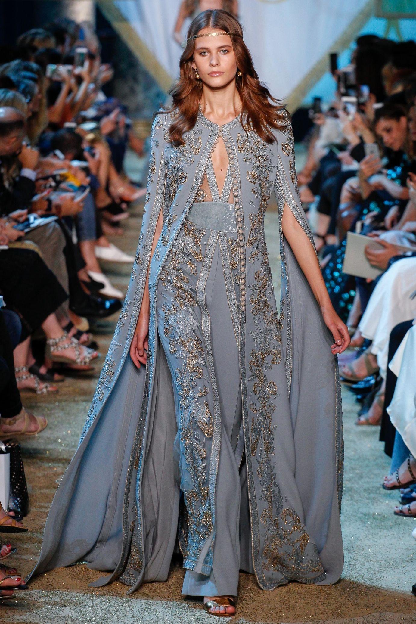 dbe7b204142 Défilé Elie Saab Haute couture automne-hiver 2017-2018 24
