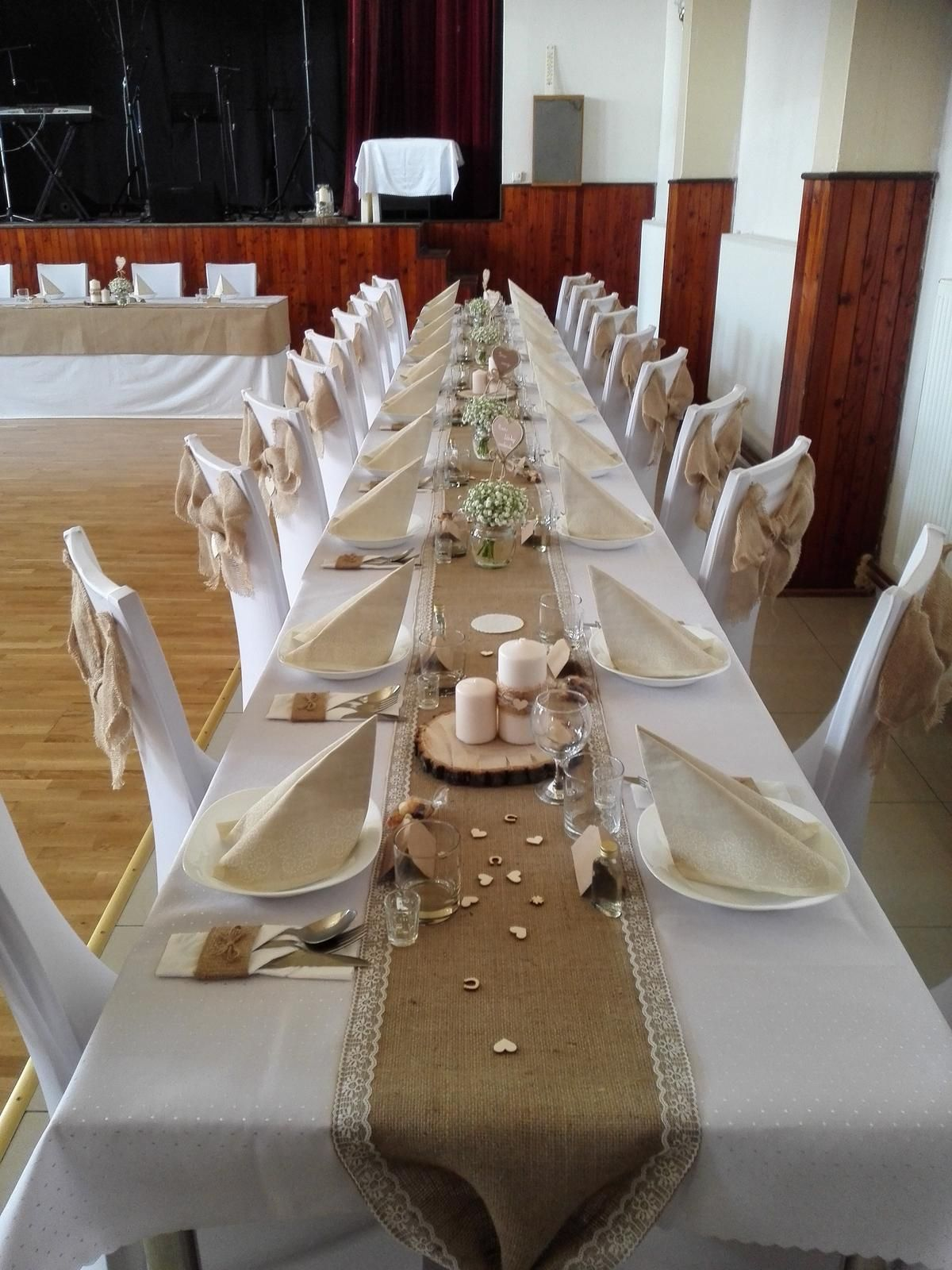 Svadobna Vyzdoba Juta 45153562 P Jpg 1200 1600 Boho Wedding Rustic Wedding Decor Wedding Table