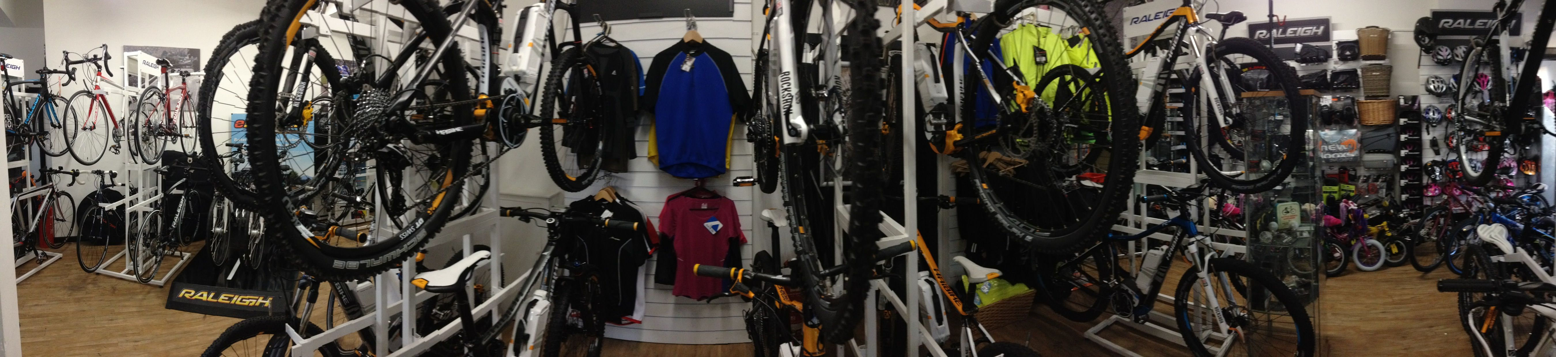 panorama bike shop | Our Bike Shop | Bike, Bicycle shop, Bicycle