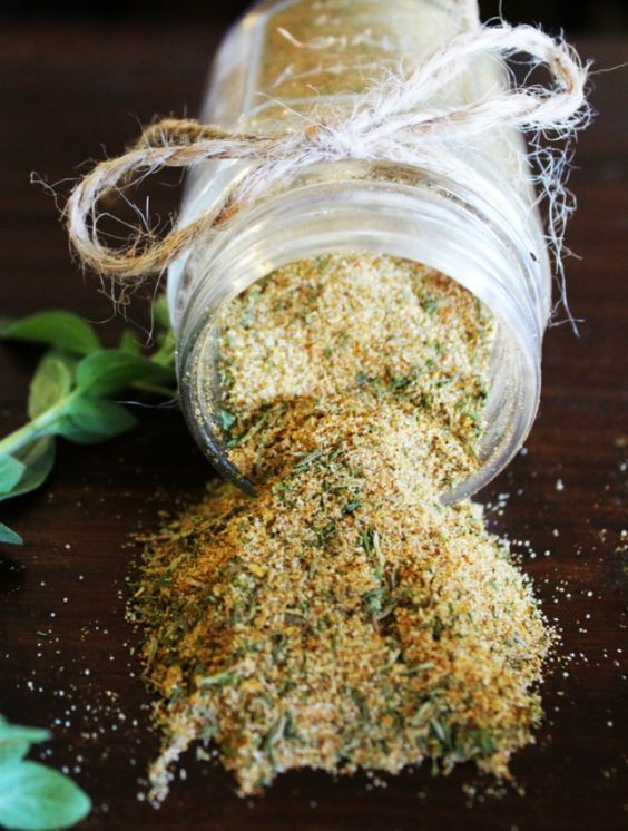 41 Homemade Seasonings Your Health, Tongue, and Wallet Will Love