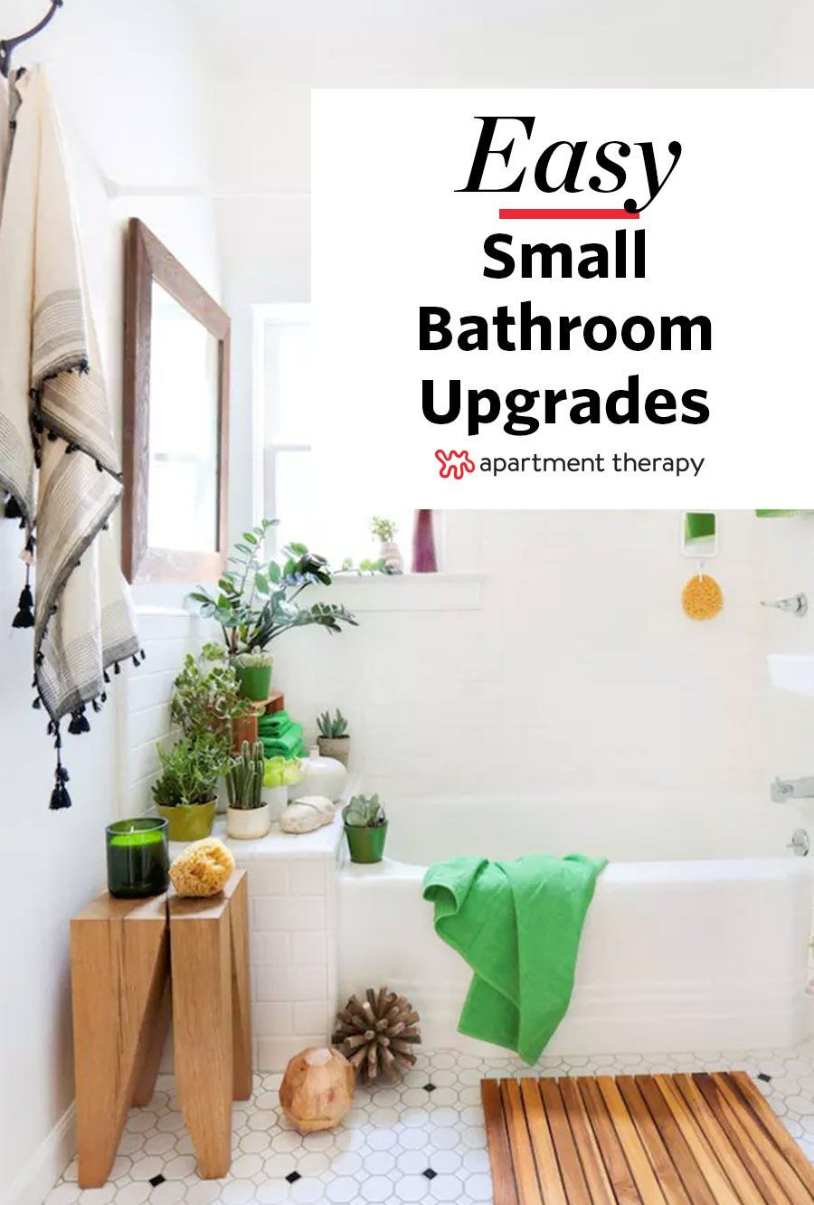 Small E Solutions Compact Bathroom Vanity Hacks