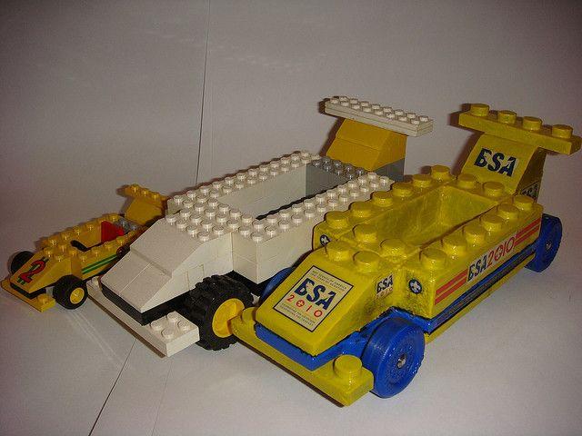 LEGO Pinewood Derby Car | LEGO | Pinterest | Pinewood derby ...