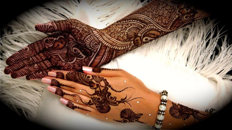 50 intricate henna tattoo designs art and design 50 - Beautiful Mehndi
