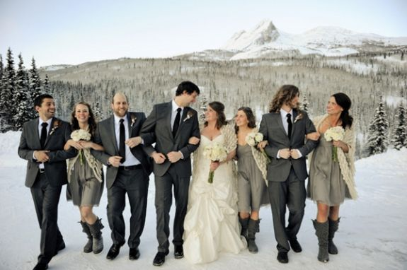 Miracle Lodge Alaska DIY Destination Wedding By HolliB Photography Love This For A Winter